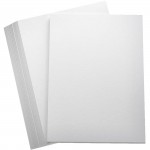 Cardboard, Pack of 240, White, A4abc